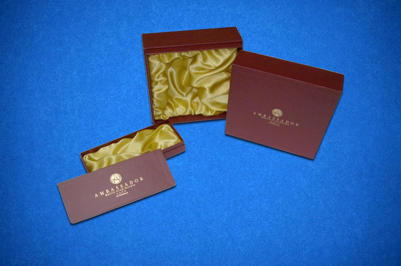 Виды подарочных упаковок