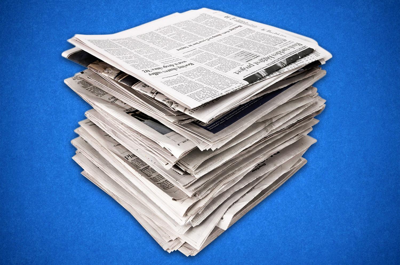 Газеты ролевая печать