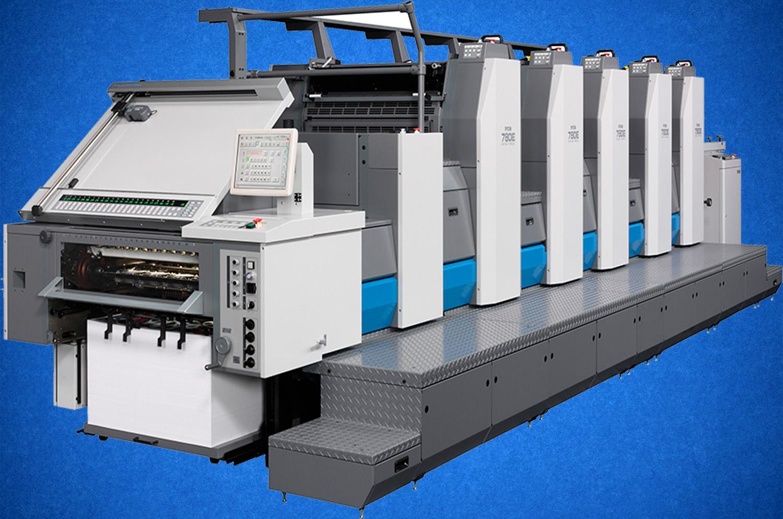 Основные способы печати