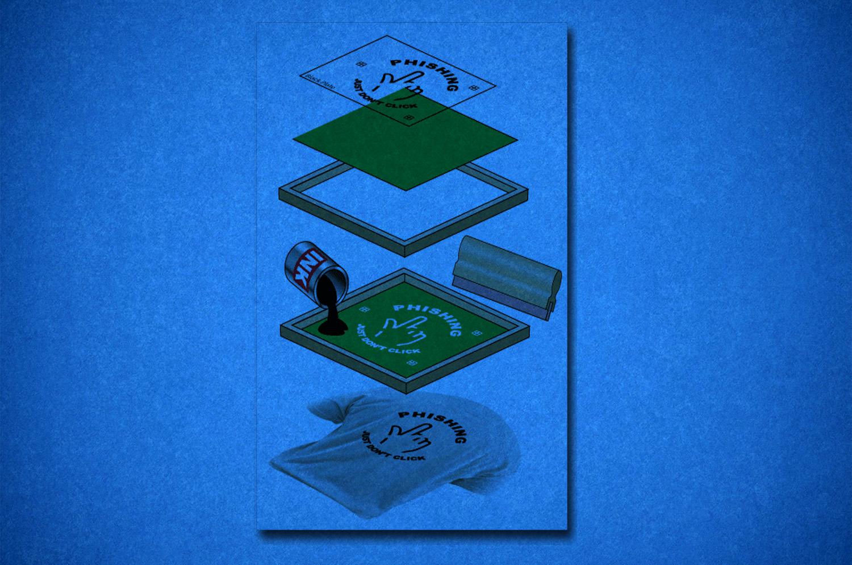 Технология трафоретной печати