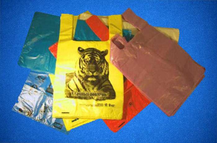 полиэтиленовые пакеты с логотипом