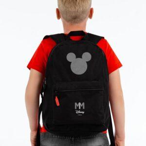 Рюкзак «Микки Маус. Oh, Boy», черный